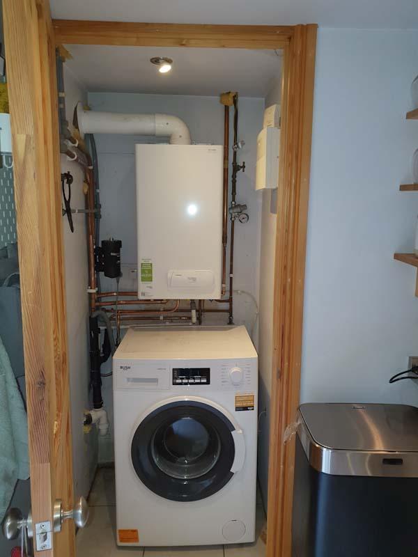 landlord boiler installation