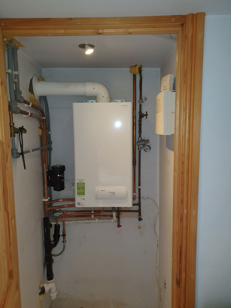 Landlord Boiler replacement Huddersfield