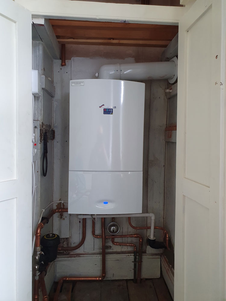 Upgrade to combi Boiler Holmfirth