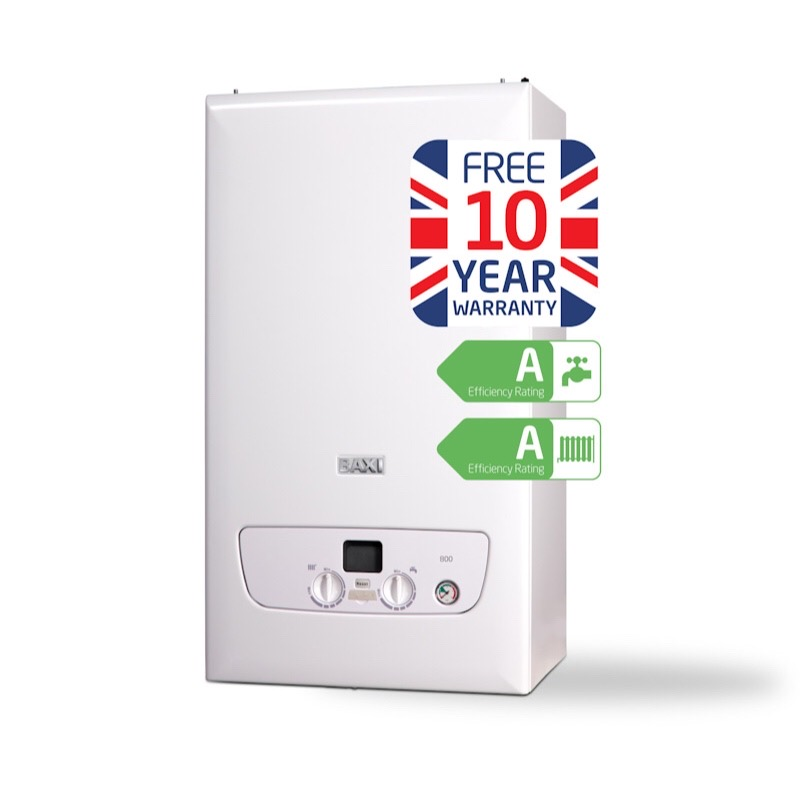 Baxi Boiler installations 800 series