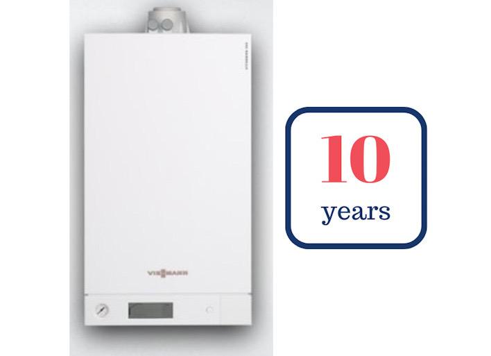 Viessmann 100 w combi boiler