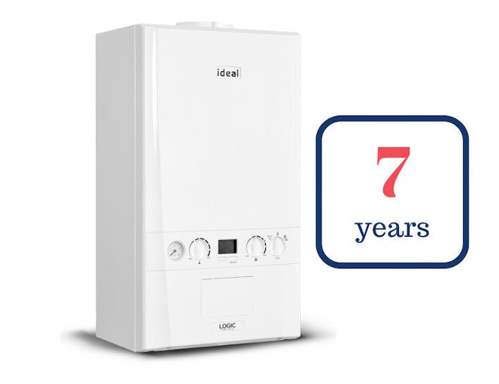 Ideal Logic + combi boiler